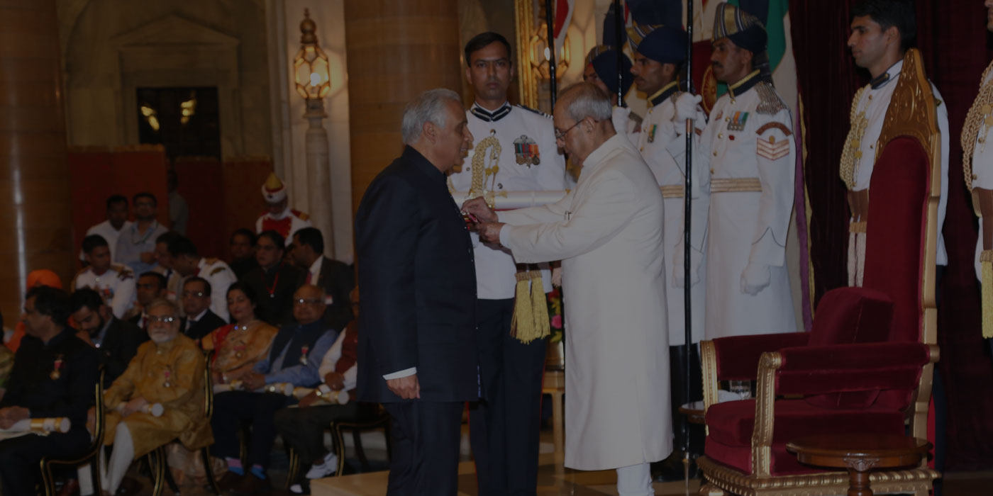 DAV's Contribution to Education Recognised : Padam Shree to DAV University Chancellor